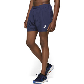 asics Silver Shorts 5'' Homme, peacoat